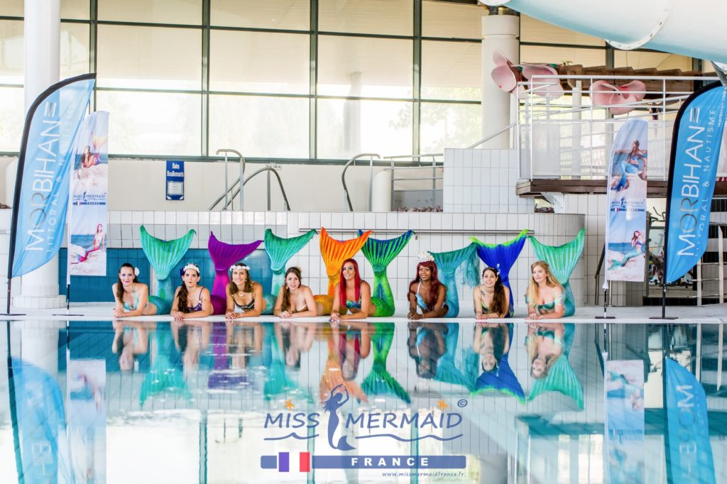 Toutes les candidates de Miss Mermaid France 2019